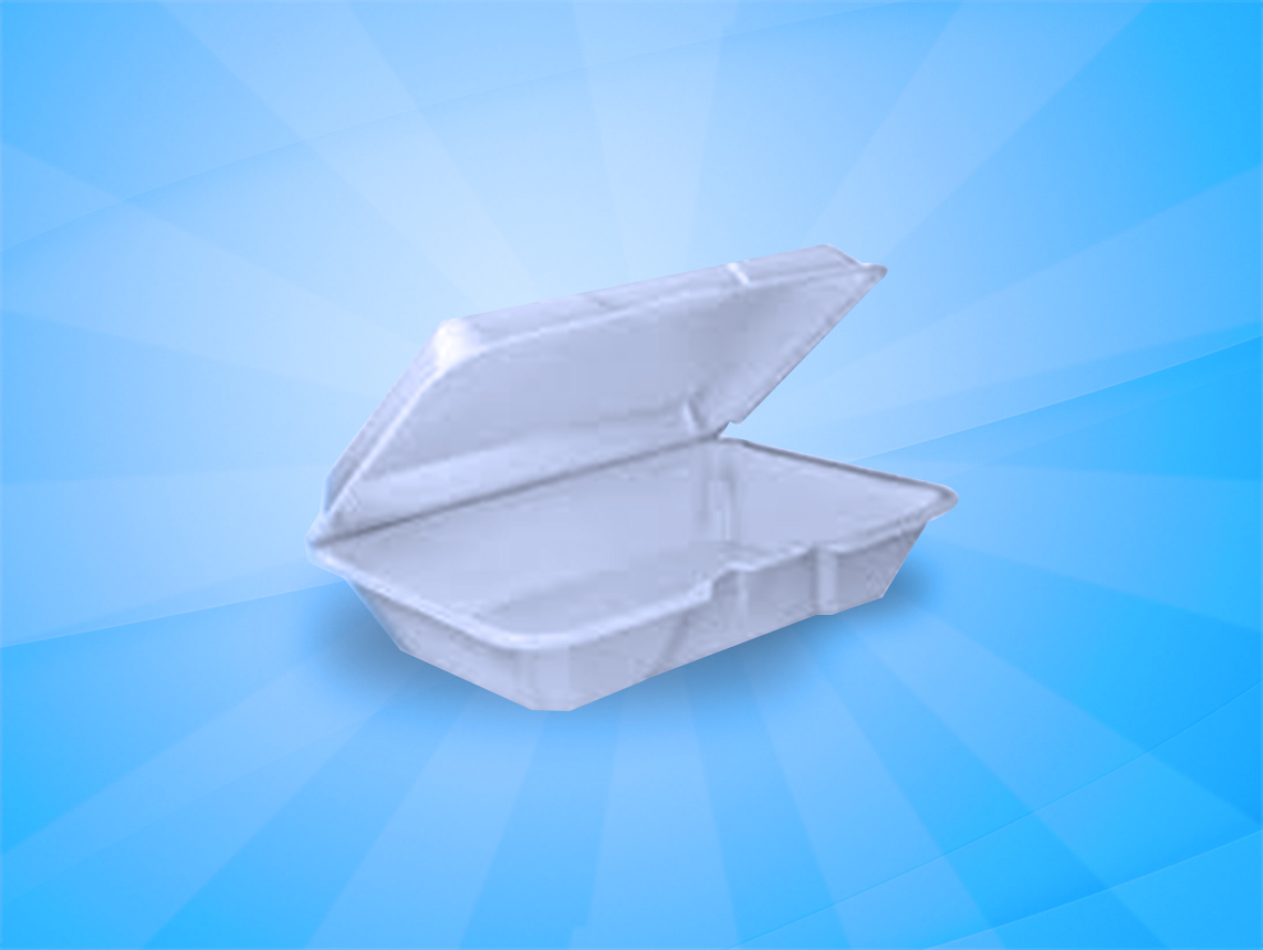 Foam Container 205 or 206 – 200 count
