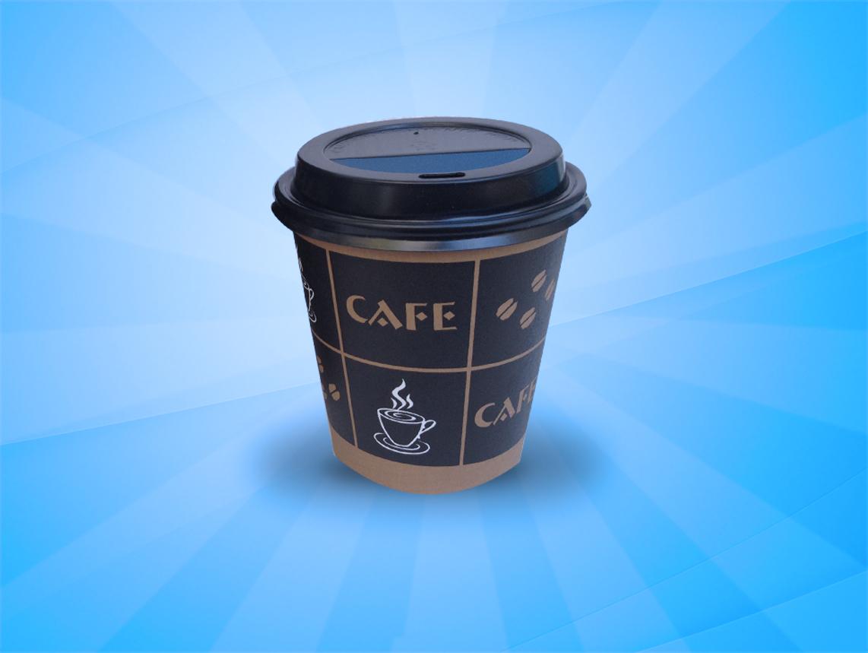 8 Oz. Hot Coffee Cups – 1000 in Box