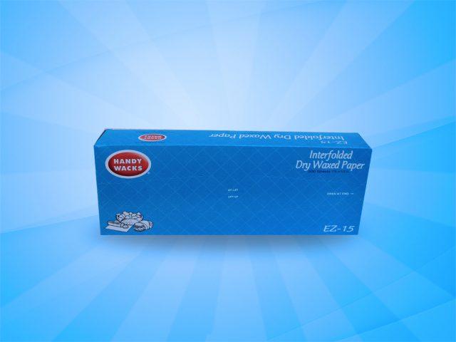 EZ 15″ jumbo wax paper
