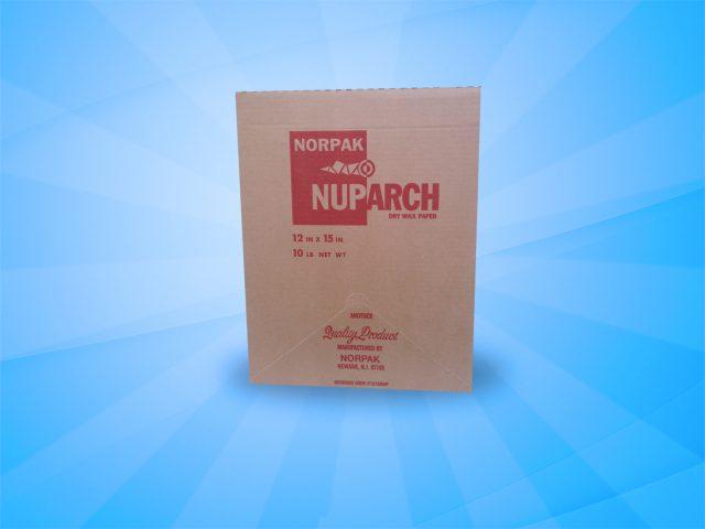 Wet or Dry Wax 12″x15″ – 10 lb. box