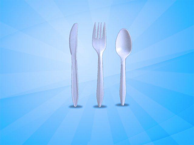 Fork-Spoon-Knife 1000 in box