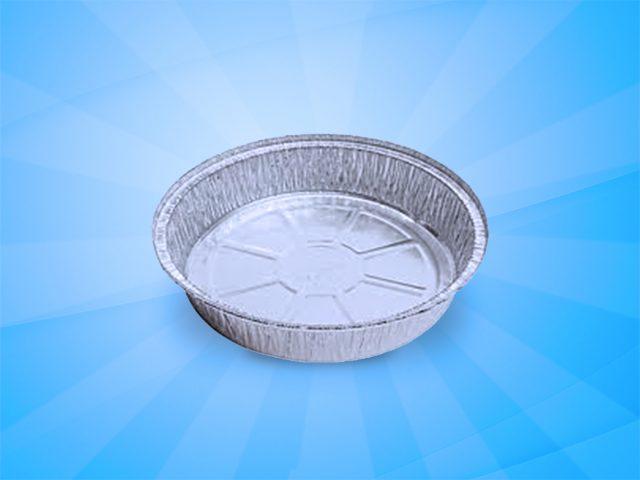 Round Alm. Plates