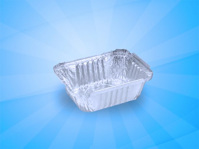 Oblong Foil Pan