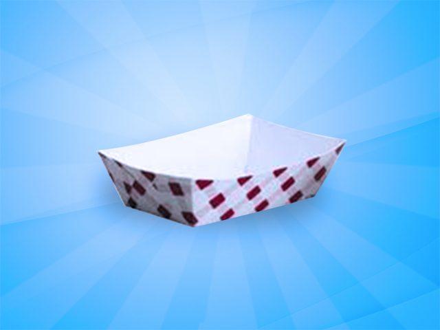 Paper Food tray 0.50 lb. 8 Oz. 1000 count