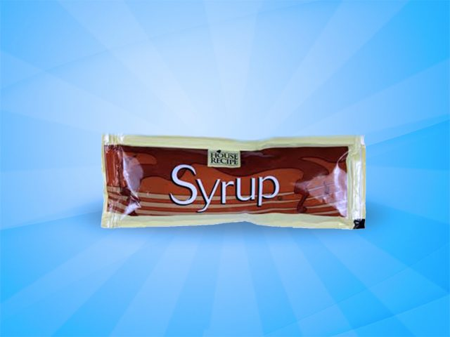 Pan Cake Syrup 1000 count