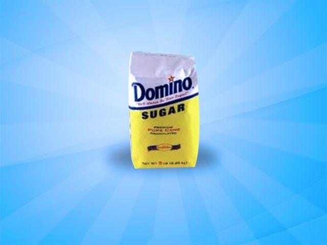 Domino Sugar 8×5 lbs.