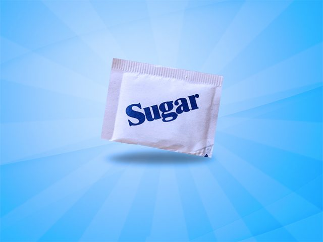 Sugar packets 2000 count