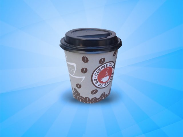 10 Oz. Hot Coffee Cups – 1000 in Box